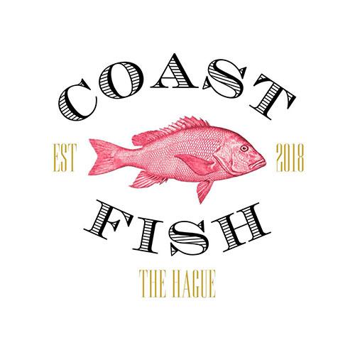 Coast fish Den Haag Nederland Viswinkel