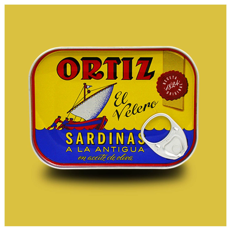 Sardines van Ortiz