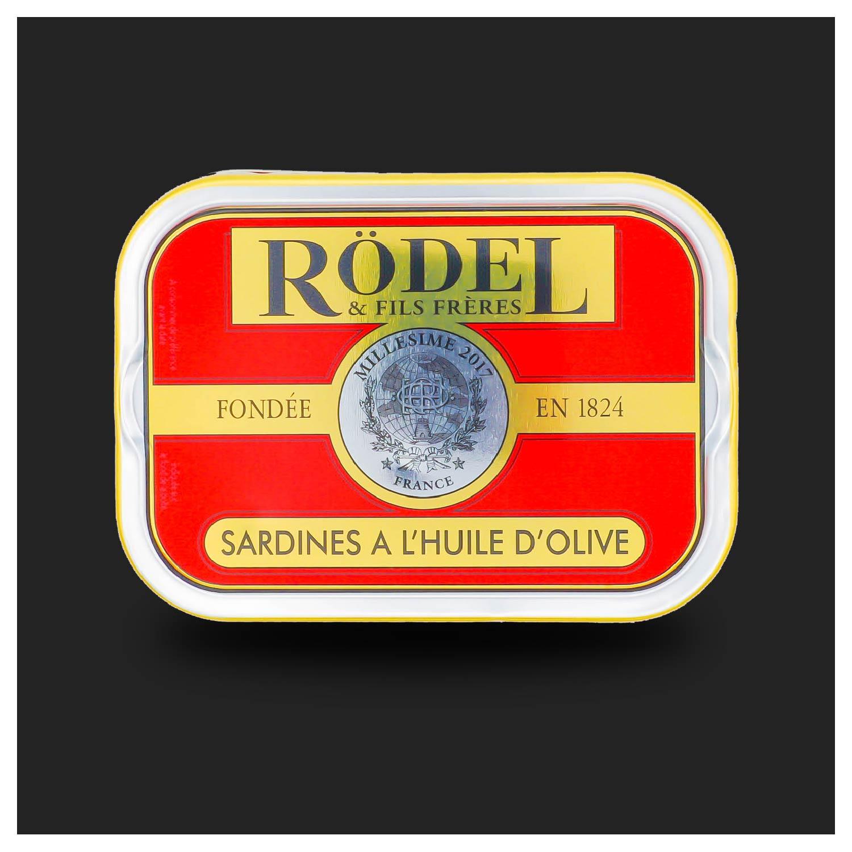 sardines op olijfolie millesime